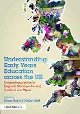 Understanding Early Years Education Across the UK