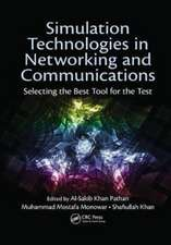 Simulation Technologies in Networking and Communications