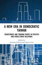 New Era in Democratic Taiwan