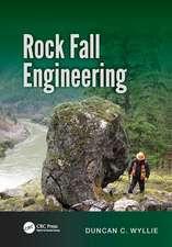 Rock Fall Engineering