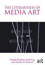 The Literariness of Media Art