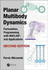 Planar Multibody Dynamics