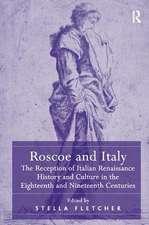 ROSCOE AND ITALY