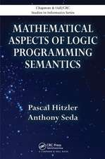 MATHEMATICAL ASPECTS OF LOGIC PROGR