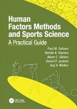 HUMAN FACTORS METHODS SPORTS SCIE