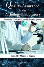 QUALITY ASSURANCE IN THE PATHOLOGY