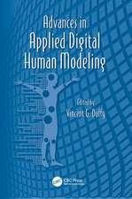 ADVANCES IN APPLIED DIGITAL HUMAN M