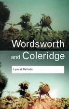 WORDSWORTH: LYRICAL BALLADS REISSUE