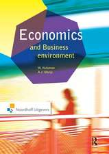 Economics and the Business Environment