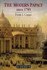 Modern Papacy, 1798-1995
