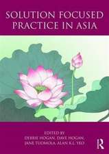 Solution Focused Practice in Asia