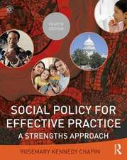 Chapin, R: Social Policy for Effective Practice