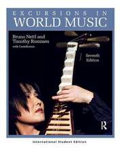 EXCURSIONS IN WORLD MUSIC 7E ISE