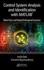 Control System Analysis and Identification with MATLAB (R)