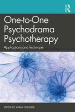 One-to-One Psychodrama Psychotherapy