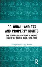 Colonial Land Tax and Property Rights