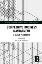 Competitive Business Management