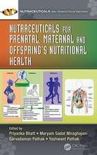 NUTRACEUTICALS FOR PRENATAL MATERN