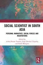 Social Scientist in South Asia