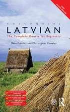 COLLOQUIAL LATVIAN 2 E PB WITH FREE