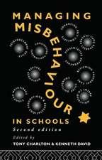 Managing Misbehaviour in Schools