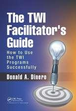 TWI Facilitator's Guide