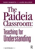 Paideia Classroom