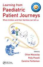 LEARNING FROM PAEDIATRIC PATIENT JO