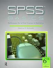 SPSS Basics
