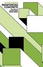 Oscar Faber's Reinforced Concrete, Second Edition