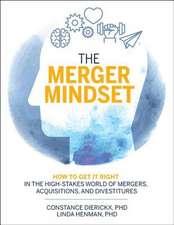 Dierickx, C: The Merger Mindset