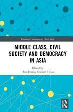 MIDDLE CLASS CIVIL SOCIETY AND DEM