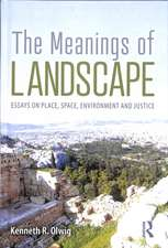 Meanings of Landscape