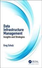 Data Infrastructure Management
