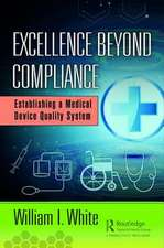 Excellence Beyond Compliance