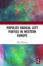 Populist Radical Left Parties in Western Europe
