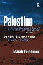 PALESTINE A TWICE PROMISED LAND