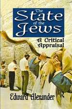 THE STATE OF THE JEWS A CRITICAL A