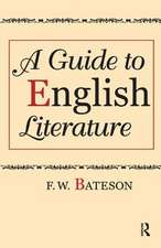 Guide to English Literature
