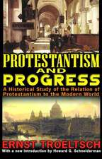 Protestantism and Progress