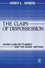 Claim of Dispossession