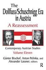 Dollfuss/Schuschnigg Era in Austria