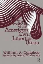 Politics of the American Civil Liberties Union