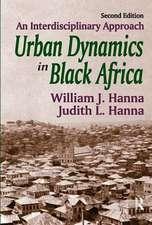 Urban Dynamics in Black Africa