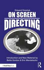 On Screen Directing