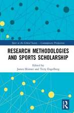 Research Methodologies and Sports Scholarship