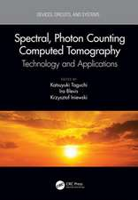 Spectral, Photon Counting Computed Tomography