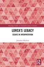 Lorca's Legacy