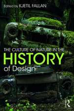 Fallan, K: Culture of Nature in the History of Design
