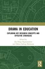 Drama in Education